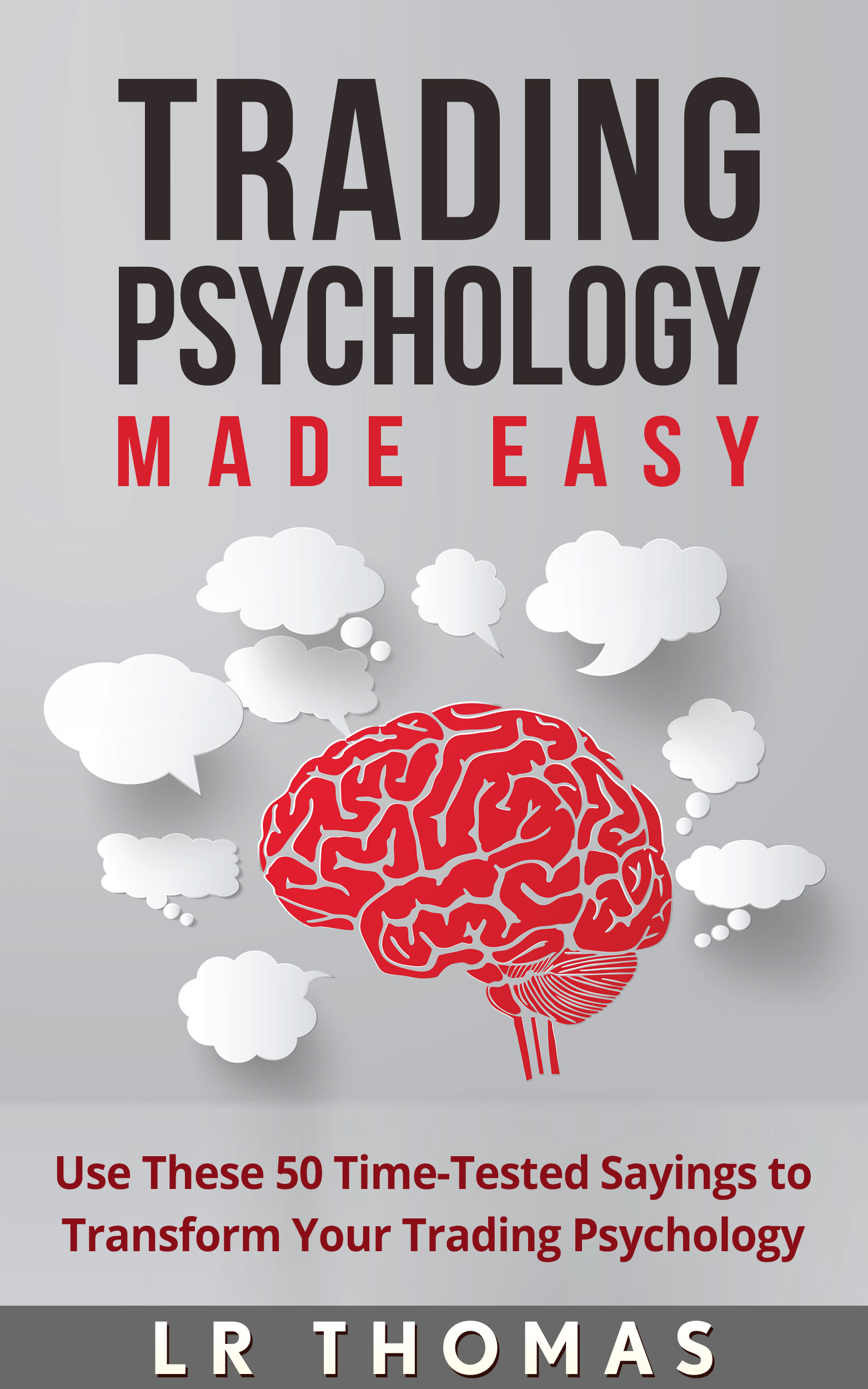 New Trading Psychology Book Out Only 0 99 The 10xroi